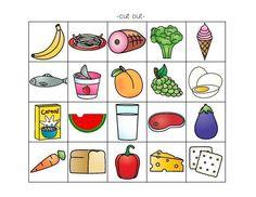 free_Food_Groups_Sorting-page-004 Food Groups, Group Meals, Sorting, Free Food, Blog, Blogging