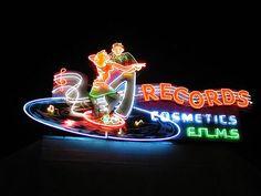 Tower Records • Sacramento, California