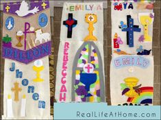 Over 75 First Holy Communion Banner Ideas