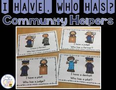 Teaching community helpers, lesson plans and resources at Fern Smith's Classroom Ideas. Preschool Social Studies, Community Helpers Activities, Student Teaching, Teaching Ideas, Community Workers, Parent Volunteers, Substitute Teacher, Writing Lessons, Coloring Book Pages