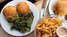 Meilleurs plats de 2014 - Les minis burgers - Le Ruisseau - © Time Out Paris / AW