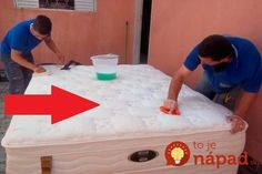 How to Clean Bed Box Encardida-Homemade Recipe to Clean Diy Cleaning Products, Cleaning Hacks, How To Clean Bed, Cama Box, Home Hacks, Home Organization, Clean House, Housekeeping, Just In Case