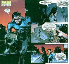 Why so cryptic, Batman?