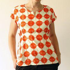 Bianca Sewing Pattern PDF
