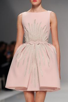 "mulberry-cookies: ""Georges Hobeika Haute Couture Spring 2015 (Details) """
