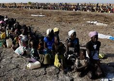 Famine spreading across Africa: Sudan, Yemen, Somalia, Ethiopia, Kenya.. https://www.theguardian.com/global-development/2017/mar/10/somalia-edges-closer-to-famine-where-is-the-help-black-tea-dark-despair