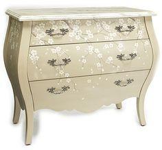 Bombay  Co, Inc.::BEDROOM::Dressers  Chests::Sakura Chest Sale 449.00