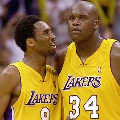 """📌 """"Io e Kobe avevamo un buon rapporto e avremmo potuto vincere altri cinque titoli, ma i media hanno diviso la nostra squadra"""". Così Shaquille O' Neal è tornato sul suo rapporto ai Lakers con Kobe Bryant.  Ma non era Shaq quello che tornava all'alba dai bagordi della notte mentre il numero 8 si alzava per andare ad allenarsi?🤔 Cosa ne pensate? Di chi è la reale colpa della rottura fra i due? ° ° ° #nba #nbapassion #shaquilleoneal #kobebryant #kobebryant24 #kobebryant8 #blackmamba #losangelesla Shaquille O'neal, Black Mamba, Alba, Basket, Sports, Tops, Fashion, Hs Sports, Moda"""