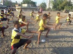 Youth Karate Team