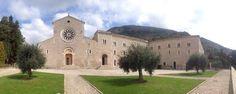 """Il turismo con Italo on Twitter: """"Abbazia di Valvisciolo del XII sec. a due passi da #Roma. @Compagnialepini @GastroLepini @visit_lazio @tesoridellazio credit @MarkSchemeil https://t.co/QmqYeght0B"""""""