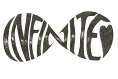 Not a fan of infinity sign tattoos, but this would be cool with someones name in it.