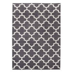 Maples Fretwork Area Rug from Target - 7x10 is $150 - great price! I think it would look good in the dining room and it got 4.5 star reviews from 102 people.  I really like the stripe, but maybe this would work too?