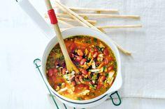 Glutenvrije maaltijdsoep voor koude dagen - Recept - Allerhande