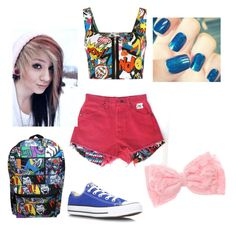 """Geek chic"" by lucy-the-llama on Polyvore"