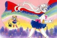 sailor moon- I blame Jennifer Clark
