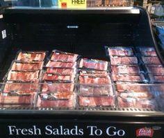 Fresh Salads To Go