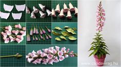 Easy Cake : Workshops for decorating cakes, Sugar Paste Flowers, Icing Flowers, Fondant Flowers, Fabric Flowers, Paper Flowers, Polymer Clay Flowers, Polymer Clay Crafts, Fondant Flower Tutorial, Cold Porcelain Flowers