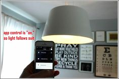 Come impostare Philips Hue Starter Kit - Decorazione Te Philips Hue, App Control, Starter Kit, Routine, Front Porch Lights, Light Switches, Diner Menu, Home