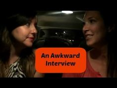 An Awkard Interview From Mandy - YouTube
