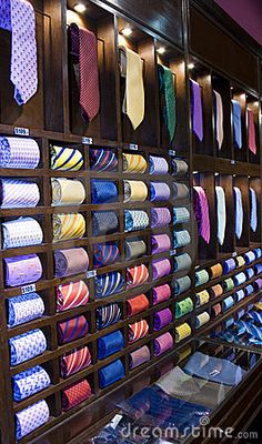 Convert your traditional HID system (magnetic ballast with probe-start lamp) to an eHID system and improve your lumen maintenance and gain 15 % in energy savings. Clothing Store Displays, Clothing Store Design, Store Window Displays, Boutique Decor, Boutique Interior, Tie Shop, Showroom Design, Retail Store Design, Store Interiors
