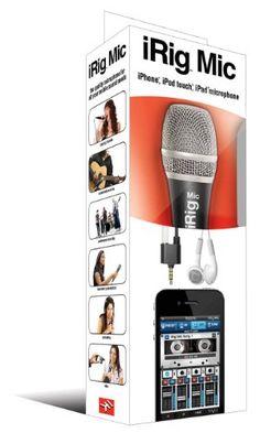 IK Multimedia iRig Mic for iPhone, iPod Touch,iPad IK Mul... https://www.amazon.com/dp/B005PB9LEA/ref=cm_sw_r_pi_dp_x_EYPpybC46B1HT