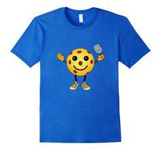 Funny Pickler Pickleball T Shirt. A great gift for any Pickleball lover.  Only $18.95 https://www.amazon.com/dp/B01H7OG80W