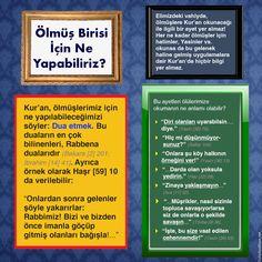 Ölmüş Birisi İçin Ne Yapabiliriz? Islam, Tulips, Verses, Knowledge, Sayings, Reading, Lyrics, Scriptures, Reading Books