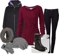 """""""Winter"""" by tatiana-topping on Polyvore"""