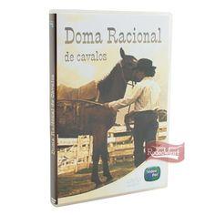 DVD Doma Racional de Cavalos: Casa e Lazer