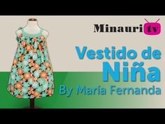 DIY - Vestido Niña - Girl Dress - Vestito Bambina - Robe Fille - Mädchen-Kleid