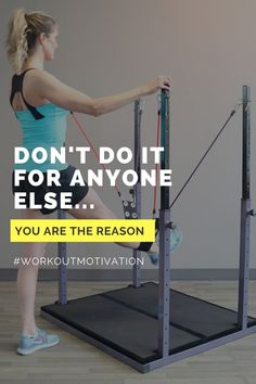 Using the Evolution workout system, you can use just your bodyweight, you can use the resistance bands, you can do anything. It's a full-body workout when you're on the Evolution. #homegym #EvolutionVN
