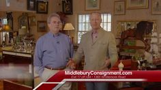 Find out what customers like Hank are saying about Middlebury Consignment. There's so much to see and do. Come spend the day! http://www.middleburyconsignment.com