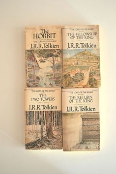 1970s Lord of the Rings and The Hobbit Set