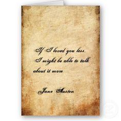 ~Jane Austen