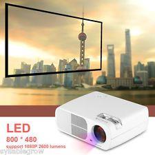 Imagen de artículo Led Projector, Home Theater, Multimedia, Distance, Usb, Digital, Mini, Ebay, Twitter