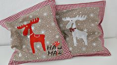 vánoční dekorace šité - Hledat Googlem Christmas Stockings, Origami, Sewing, Holiday Decor, Advent, Home Decor, Blog, Tela, Scrappy Quilts