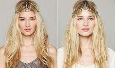 headband couro - Pesquisa Google