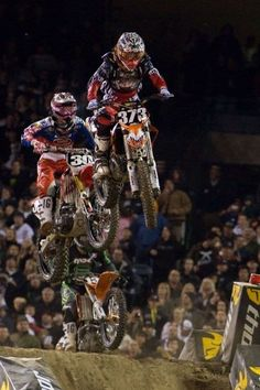 motorcycles supercross