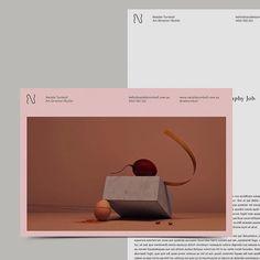 Print for @natturnbull. Design by @studiospgd  - - - #branding #brandingdesign #identity #identitydesign #logo #logotype #designblog…