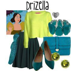 Designer Clothes, Shoes & Bags for Women Disney Character Outfits, Disney Themed Outfits, Character Inspired Outfits, Disney Bound Outfits, Disney Dresses, Cinderella Outfit, Cinderella Disney, Disney Inspired Fashion, Disney Fashion