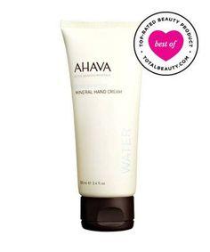 Best Hand Cream No. 4: Ahava Mineral Hand Cream, $23