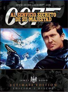 007 al servicio secreto de su majestad (1969) Reino Unido. Dir: Peter Hunt. Acción - DVD CINE 536