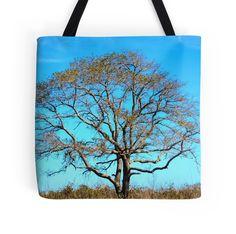 """Beautiful Branching"" Tote Bags by Debra Martz | Redbubble"