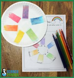 Patrick's Day — The Science Penguin Science For Toddlers, Preschool Science, Kindergarten Activities, Science Activities, Science Centers, Science Classroom, Science Experiments, St Patricks Day Crafts For Kids, St Patrick's Day Crafts