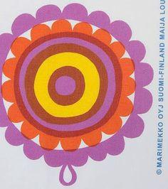 print & pattern: MARIMEKKO