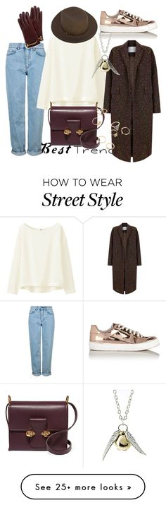 """trend"" by sevncblt on Polyvore featuring Topshop, Uniqlo, The 2nd Skin Co., Alexander McQueen, Miss Selfridge, Quiksilver, rag & bone and Mulberry"