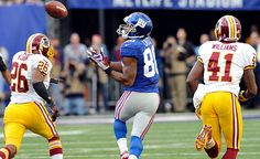 What a catch!  Giants.com | The official website of the New York Giants