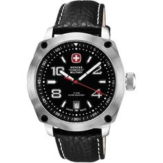 Wenger Swiss Military Classic Field Men's Watch 72925 http://ivans-electronics.com/wenger-swiss-military-outback-watch-79375.php