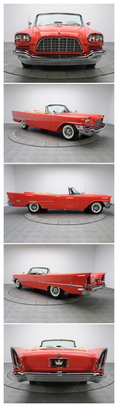 1957 Chrysler 300C Hemi rethinkcarbuying.com