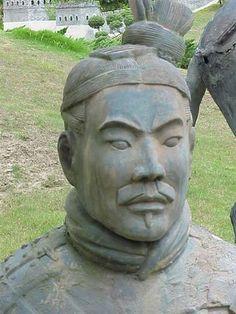 China terracotta warrior